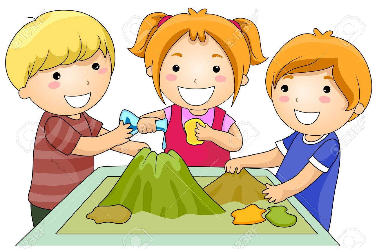 8129522-un-grupo-pequeño-de-niños-en-un-proyecto-de-volcán-